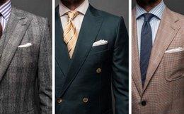 Những điều cần biết về các kiểu vai áo vest nam