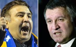 Ukraine: Bộ trưởng Nội vụ tấn công thống đốc trước mặt tổng thống