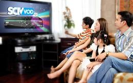 SCTV chiếm 37% tổng doanh thu truyền hình trả tiền năm 2015