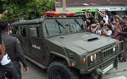 Tiết lộ động cơ của nghi can đánh bom kinh hoàng ở Bangkok