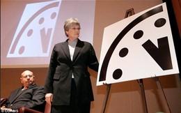 Đồng hồ Tận thế chạm mốc 11h 57: Chưa bao giờ nhân loại đến gần thảm họa hơn thế!