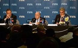 Những con số 'khủng' trong vụ tham nhũng tại FIFA