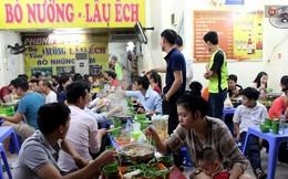 Hà Nội: Quán lẩu đón hơn 1.000 lượt khách, tiêu thụ 2 tạ ếch thịt mỗi ngày
