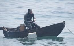 Nghề dầm mình nước lạnh tìm nhím biển 'tiến vua'