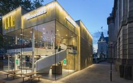 McDonald's ra mắt cửa hàng đẹp lung linh như Apple Store