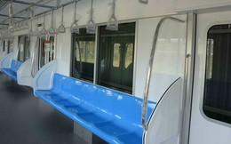 """""""Nặn"""" hình hài tàu metro"""