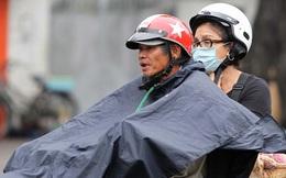 Sài Gòn trở lạnh, mưa phùn y như Hà Nội!
