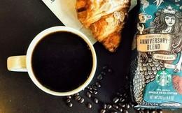 Hạt cà phê Anniversary của Starbucks có gì đặc biệt?