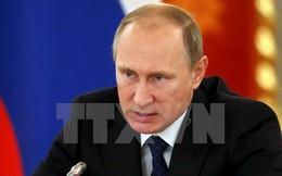 Forbes: Tổng thống Putin tiếp tục là nhân vật quyền lực nhất thế giới