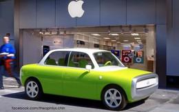Chiếc ôtô đầu tiên của Apple trông thế nào?