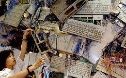 Xử lý rác thải: Ngành miễn nhiễm với khủng hoảng