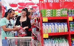 Siêu thị Việt căng mình đối phó đại gia ngoại
