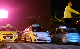Rộ nạn 'cò' taxi ở sân bay Nội Bài