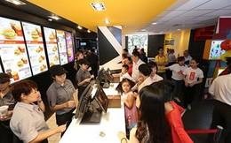 Thị trường fast food: Nhà cung cấp nội khó chen chân