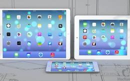 Apple sẽ ra iPad 12,9 inch cùng bút cảm ứng