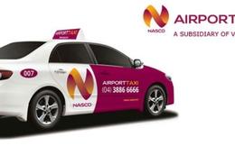 Nasco sẽ dừng kinh doanh dịch vụ Airport Taxi do không hiệu quả