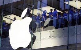 Giá trị thị trường của Apple cán mốc chưa từng có trong lịch sử Mỹ