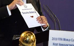 """Những chiếc vali đựng """"tiền bẩn"""" ở FIFA"""