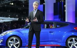 Cựu CEO Hyundai Mỹ sang điều hành bộ phận xe tự lái Google