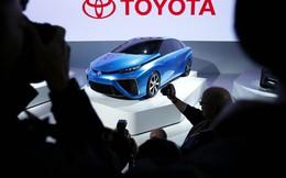 Toyota vượt Volkswagen trở thành nhà sản xuất ô tô lớn nhất thế giới