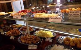 Bán đồ ăn nhanh kiểu buffet nhiều người được ăn 1 suất