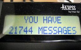 Hộp thư thoại sắp... hết thời?