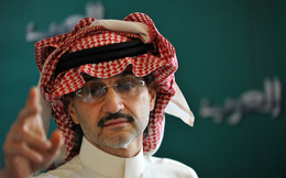 Hoàng tử Arab Saudi sẽ quyên góp toàn bộ tài sản 32 tỷ USD làm từ thiện