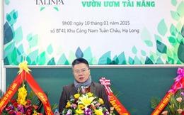 GS. Ngô Bảo Châu thành lập 'Vườn ươm tài năng' Việt Nam