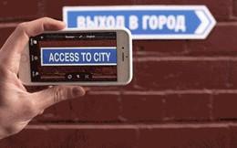 Ứng dụng Translate cập nhật tính năng dịch từ ảnh chụp