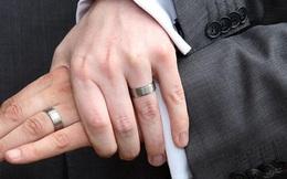 """Mẫu nhẫn cưới """"hớp hồn"""" những cặp đôi đồng tính"""