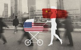 Tại sao phụ nữ Trung Quốc thích sinh con Mỹ?