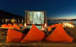 Rạp phim của Six Senses Ninh Van Bay lọt top rạp chiếu phim ngoài trời đẹp nhất thế giới