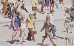 Sốc với phong cách thời trang đặc trưng của nữ sinh năm 1969