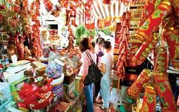 Bán lẻ và dịch vụ tiêu dùng tăng 11,6% trong tháng Tết