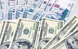 Dòng vốn rút khỏi Nga trong năm 2014 đạt mức cao kỷ lục