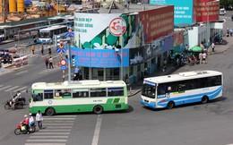 Sau hơn 10 năm, TPHCM đã cho phép quảng cáo trên thân xe buýt
