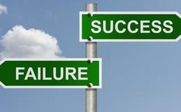 Thành công chỉ là 1% công việc của bạn, 99% còn lại là khắc phục trở ngại