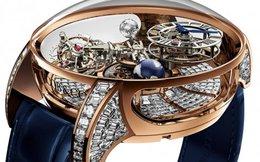 Chiêm ngưỡng chiếc đồng hồ với thiết kế 'chuyển động vũ trụ' ngoạn mục