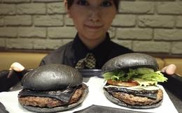 Tại sao Burger King bán bánh kẹp toàn… màu đen?