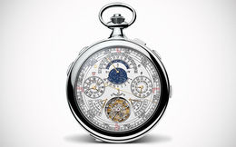 Cận cảnh chiếc đồng hồ phức tạp nhất hành tinh