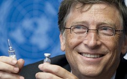 Bill Gates: Sẽ có vắc-xin ngừa AIDS trong 5 - 10 năm tới