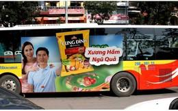 Banner quảng cáo trên xe buýt xuất hiện từ bao giờ?