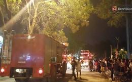 Hà Nội: Người dân ở chung cư VP5 - Linh Đàm nháo nhác vì còi báo cháy