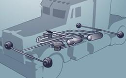 Người ta đã phải hạn chế sự nguy hiểm của xe đầu kéo container như thế nào?