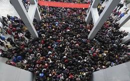 20 bức ảnh cho thấy Trung Quốc đông dân tới mức nào