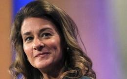 Melinda Gates - người phụ nữ đứng sau thành công của tỷ phú Bill Gates
