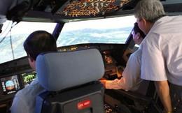 Cục hàng không Việt Nam bắt buộc phải luôn có 2 người trong buồng lái