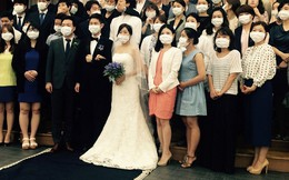 Bức ảnh cưới vô tình trở thành biểu tượng của nỗi sợ hãi dịch Mers tại Hàn Quốc