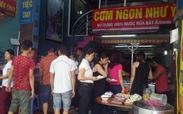Buffet máy lạnh 30.000 đồng ở Hà Nội