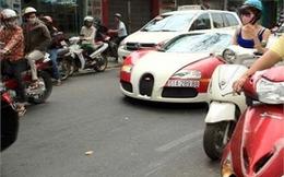 Ôtô sang bỏ xó, khóc ròng vì giao thông Việt Nam